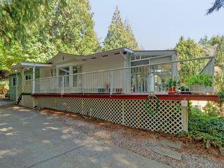 Photo 1: 33 5838 Blythwood Rd in SOOKE: Sk Saseenos Manufactured Home for sale (Sooke)  : MLS®# 796820