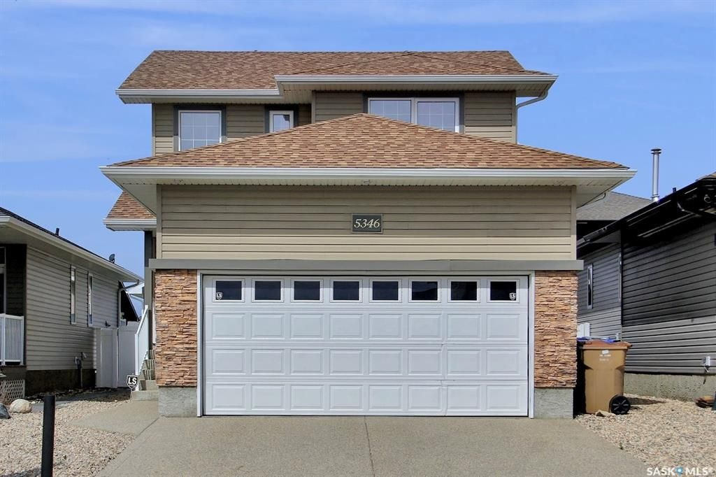 Main Photo: 5346 Anthony Way in Regina: Lakeridge Addition Residential for sale : MLS®# SK857075