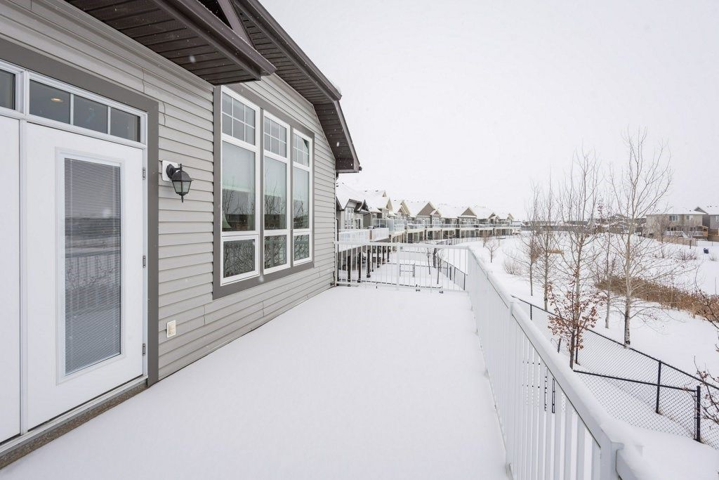 Photo 31: Photos: 41 8602 SOUTHFORT Boulevard: Fort Saskatchewan House Half Duplex for sale : MLS®# E4226387