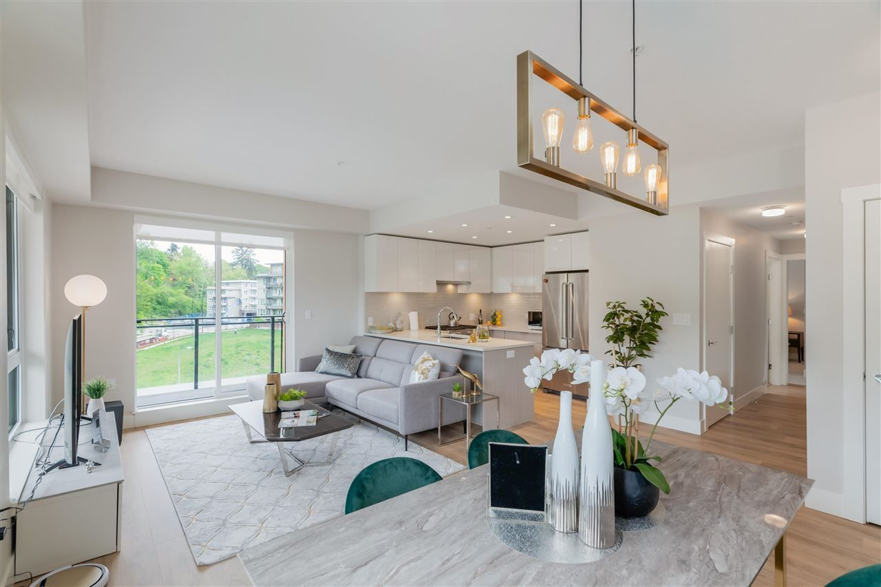 """Main Photo: 516 3588 SAWMILL Crescent in Vancouver: South Marine Condo for sale in """"AVALON 1"""" (Vancouver East)  : MLS®# R2581325"""