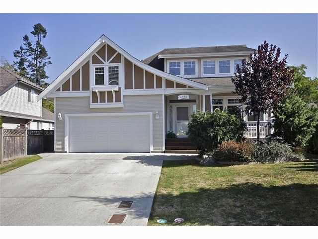 Main Photo: 6916 182ND Street in Surrey: Cloverdale BC House for sale (Cloverdale)  : MLS®# F1224446