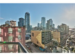 Photo 18: 709 1212 HOWE Street in Vancouver: Downtown VW Condo for sale (Vancouver West)  : MLS®# V1044810