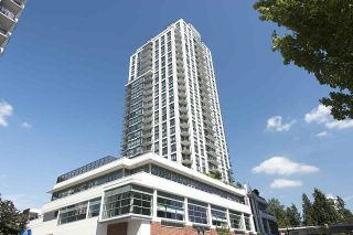 """Photo 1: 2301 3007 GLEN Drive in Coquitlam: North Coquitlam Condo for sale in """"Evergreen"""" : MLS®# R2558323"""