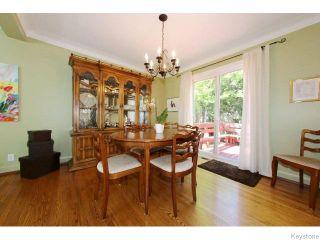 Photo 2: 263 Renfrew Street in Winnipeg: River Heights / Tuxedo / Linden Woods Residential for sale ()  : MLS®# 1516666
