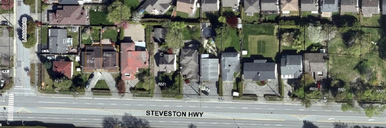 Main Photo: 5471 STEVESTON Highway in Richmond: Steveston North House for sale : MLS®# R2415900