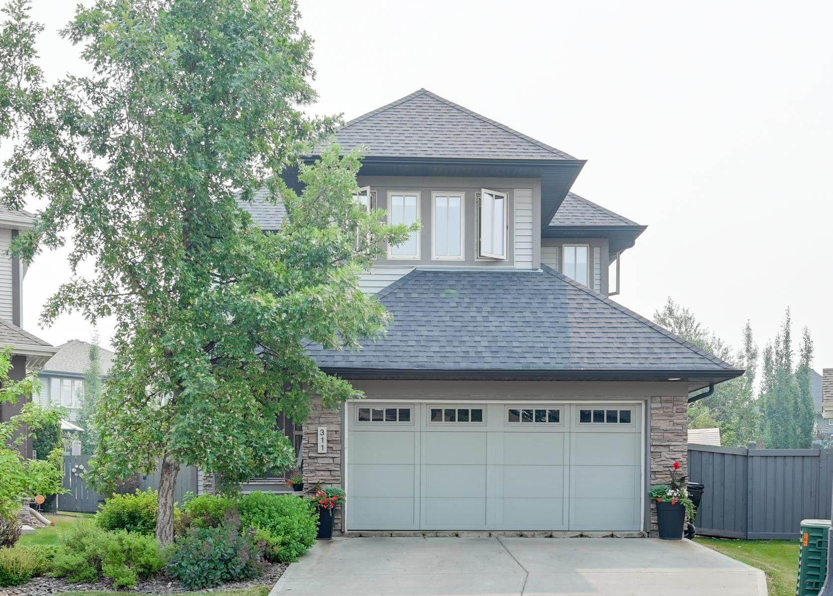 Main Photo: 311 AMBLESIDE Link SW in Edmonton: Zone 56 House for sale : MLS®# E4254920