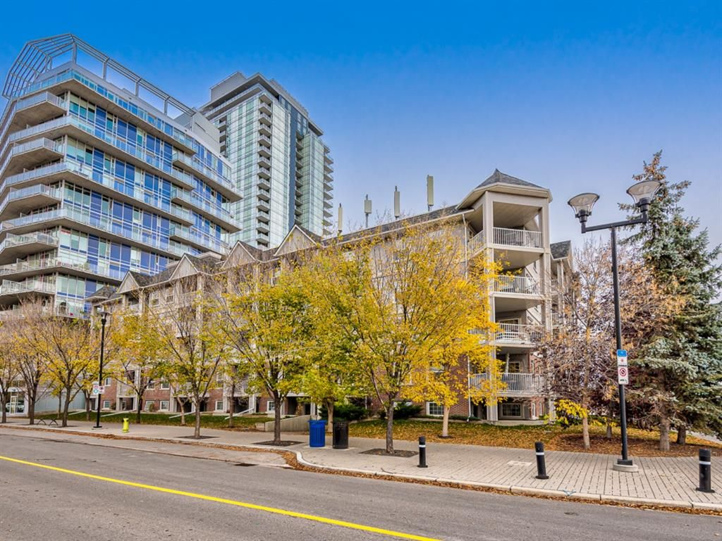 Main Photo: 516 630 8 Avenue SE in Calgary: Downtown East Village Apartment for sale : MLS®# A1065266