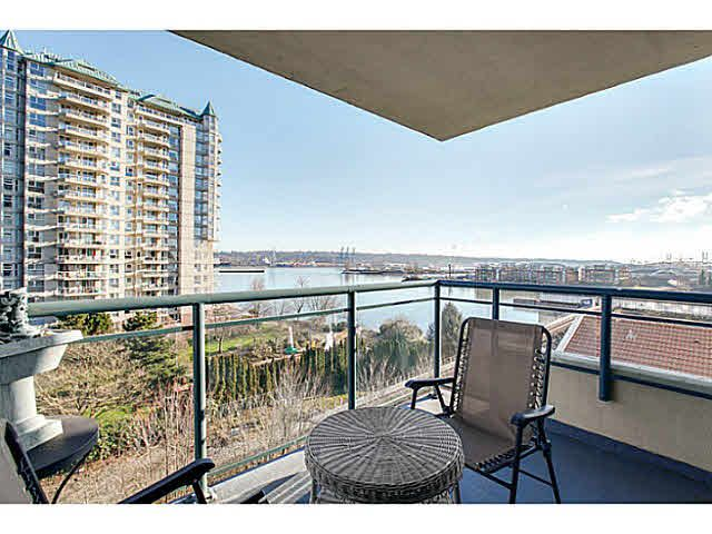 """Main Photo: 602 8 LAGUNA Court in New Westminster: Quay Condo for sale in """"THE EXCELSIOR"""" : MLS®# V1102450"""