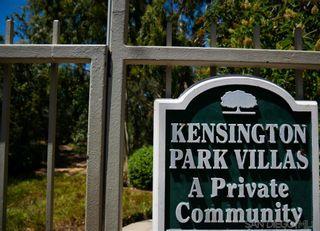 Photo 25: KENSINGTON House for sale : 3 bedrooms : 5464 Caminito Borde in San Diego