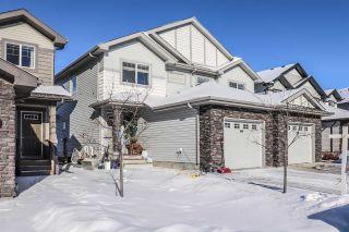 Photo 1: 5124 1A Avenue in Edmonton: Zone 53 House Half Duplex for sale : MLS®# E4228812