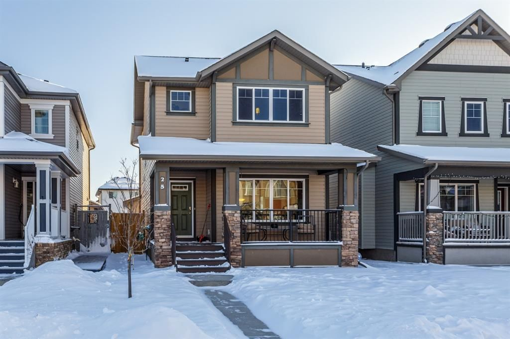 Main Photo: 25 Copperpond Rise SE in Calgary: Copperfield Detached for sale : MLS®# A1067896