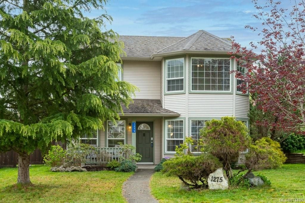 Main Photo: 1275 Beckton Dr in : CV Comox (Town of) House for sale (Comox Valley)  : MLS®# 874430