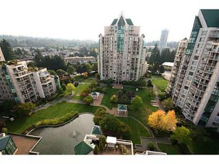 """Photo 15: 1505 1199 EASTWOOD Street in Coquitlam: North Coquitlam Condo for sale in """"Silkerk"""" : MLS®# V1088798"""
