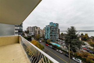 """Photo 18: 504 2187 BELLEVUE Avenue in West Vancouver: Dundarave Condo for sale in """"SUFFSIDE TOWERS"""" : MLS®# R2518277"""