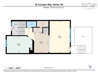 Photo 28: 28 Covington Way in Halifax: 5-Fairmount, Clayton Park, Rockingham Residential for sale (Halifax-Dartmouth)  : MLS®# 202123362