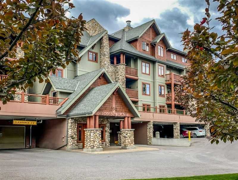 FEATURED LISTING: 314 - 150 Crossbow Place Canmore