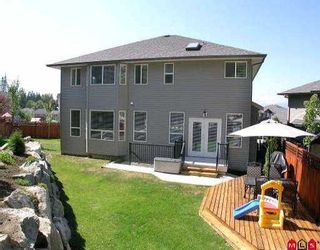 "Photo 7: 21704 89TH AV in Langley: Walnut Grove House for sale in ""Madison Park"" : MLS®# F2515969"