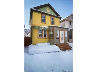 Photo 1: 854 Lipton Street in Winnipeg: Residential for sale (5C)  : MLS®# 1701328