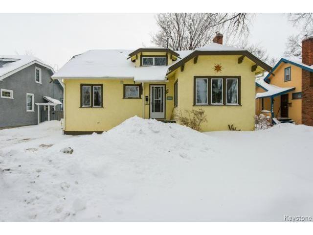 Photo 1: Photos: 162 Leighton Avenue in WINNIPEG: East Kildonan Residential for sale (North East Winnipeg)  : MLS®# 1401800