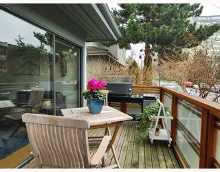 Photo 9: 1851 GREER Avenue in Vancouver: Kitsilano Townhouse for sale (Vancouver West)  : MLS®# V762129