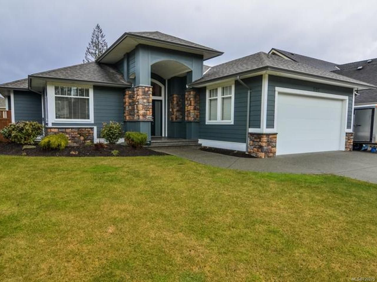 Main Photo: 506 Edgewood Dr in CAMPBELL RIVER: CR Campbell River Central House for sale (Campbell River)  : MLS®# 720275