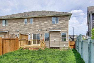 Photo 43: 16611 14 Avenue in Edmonton: Zone 56 House Half Duplex for sale : MLS®# E4248424