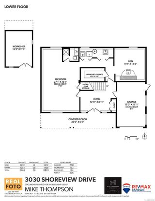 Photo 22: 3030 Shoreview Dr in : La Glen Lake House for sale (Langford)  : MLS®# 860598