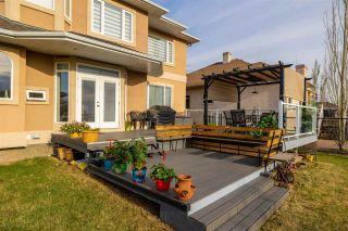 Photo 47: 16222 1A Street in Edmonton: Zone 51 House for sale : MLS®# E4244105