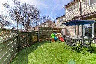 Photo 28: 4D MEADOWLARK Village in Edmonton: Zone 22 Townhouse for sale : MLS®# E4248412