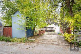 Photo 20: 219 Aubrey Street in Winnipeg: Wolseley Residential for sale (5B)  : MLS®# 1826374