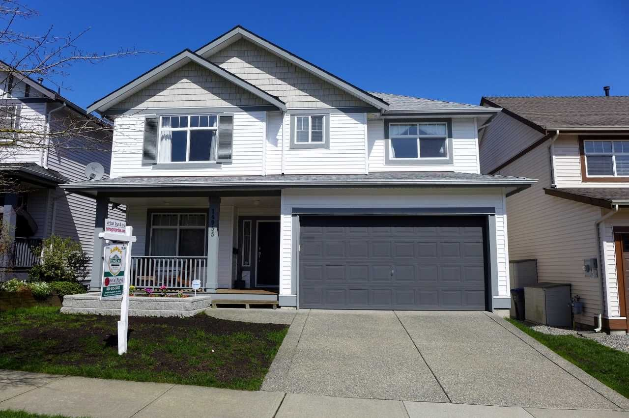 """Main Photo: 14955 58A Avenue in Surrey: Sullivan Station House for sale in """"Sullivans Meadow"""" : MLS®# R2154924"""