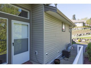 """Photo 39: 127 8590 SUNRISE Drive in Chilliwack: Chilliwack Mountain Townhouse for sale in """"Maple Hills"""" : MLS®# R2571129"""
