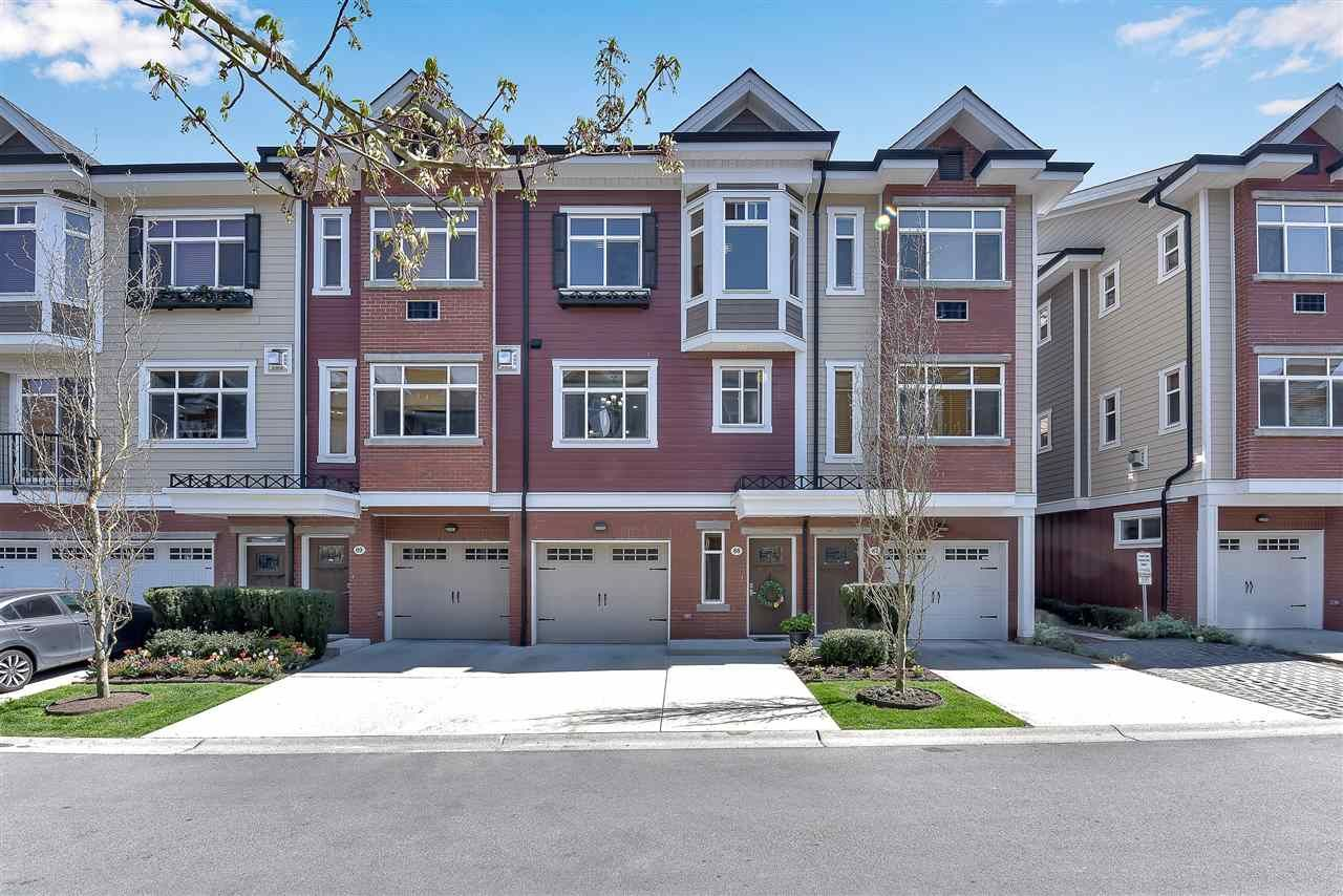 """Main Photo: 88 8068 207 Street in Langley: Willoughby Heights Townhouse for sale in """"YORKSON CREEK SOUTH"""" : MLS®# R2568044"""