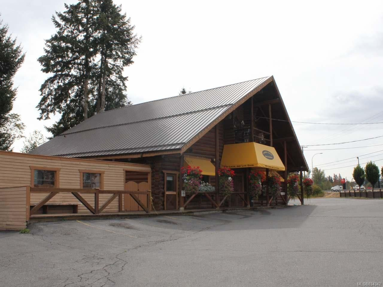 Main Photo: 4675 Trans Canada Hwy in DUNCAN: Du East Duncan Mixed Use for sale (Duncan)  : MLS®# 834342