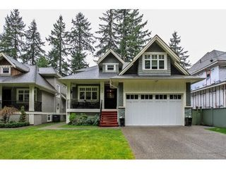 Photo 1: 638 HILLCREST Street in Coquitlam: Home for sale : MLS®# V1109900
