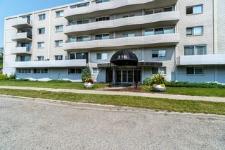 Main Photo: 503 316 1 Avenue NE in Calgary: Crescent Heights Apartment for sale : MLS®# A1132934