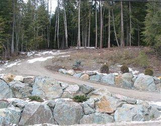 Photo 1: 141 Estate Drive in Anglemont: North Shuswap Land Only for sale (Shuswap/Revelstoke)  : MLS®# 10002849