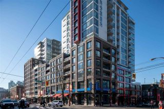 Photo 17: 1801 188 KEEFER STREET in Vancouver: Downtown VE Condo for sale (Vancouver East)  : MLS®# R2413461