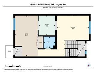 Photo 31: 84 6915 Ranchview Drive NW in Calgary: Ranchlands Row/Townhouse for sale : MLS®# A1135144
