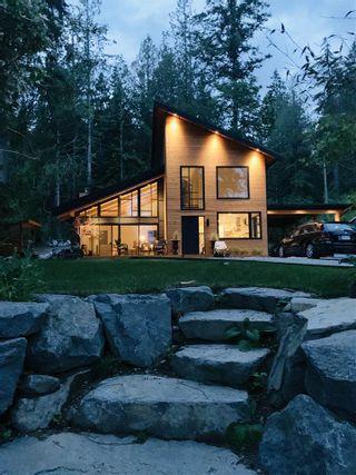 "Photo 1: 1097 - 1099 EMERY Road: Roberts Creek House for sale in ""Heart of the creek"" (Sunshine Coast)  : MLS®# R2427005"