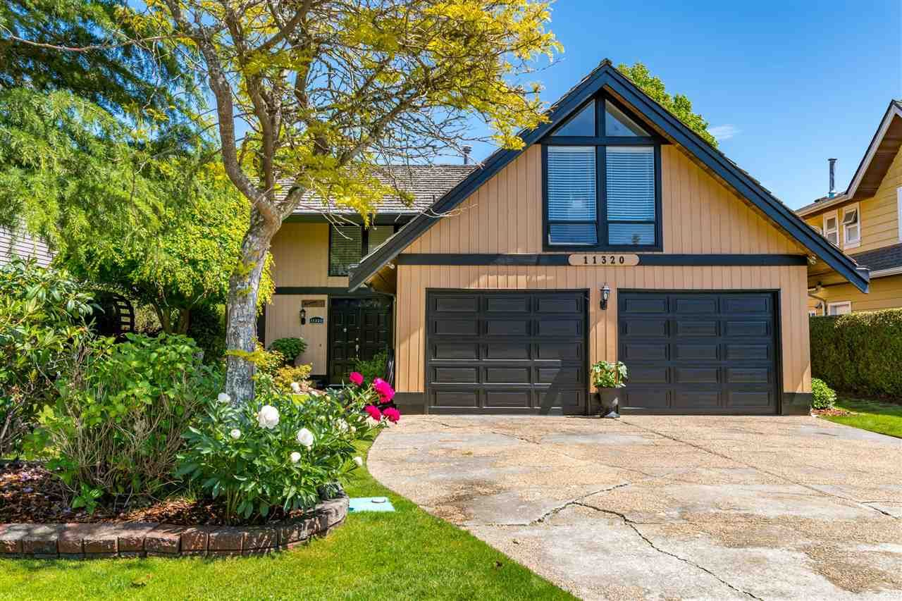 """Main Photo: 11320 KINGFISHER Drive in Richmond: Westwind House for sale in """"WESTWIND"""" : MLS®# R2485635"""