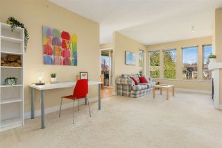 """Photo 1: 404 2388 WESTERN Parkway in Vancouver: University VW Condo for sale in """"Wescott Commons"""" (Vancouver West)  : MLS®# R2359323"""