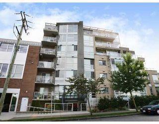 Photo 1: # 207 1818 W 6TH AV in Vancouver: Condo for sale : MLS®# V746728