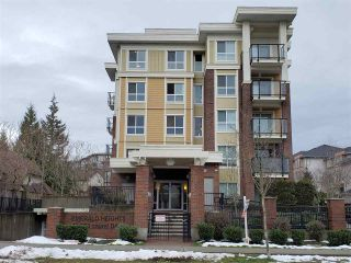 "Photo 1: 517 13883 LAUREL Drive in Surrey: Whalley Condo for sale in ""Emerald Heights"" (North Surrey)  : MLS®# R2552479"