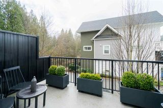 """Photo 25: 46 288 171 Street in Surrey: Pacific Douglas Townhouse for sale in """"THE CROSSING"""" (South Surrey White Rock)  : MLS®# R2541799"""