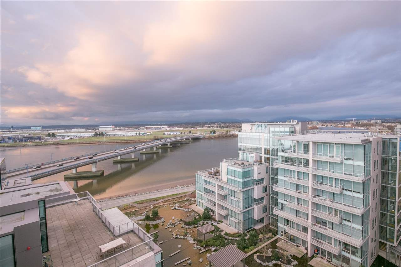 """Photo 19: Photos: 1102 5171 BRIGHOUSE Way in Richmond: Brighouse Condo for sale in """"ONE RIVER GREEN"""" : MLS®# R2239080"""