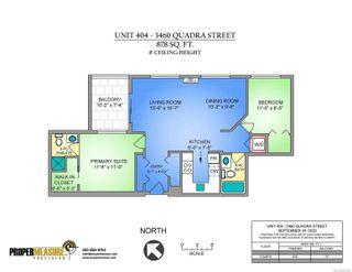 Photo 19: 404 3460 Quadra St in : SE Quadra Condo for sale (Saanich East)  : MLS®# 857032