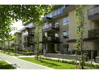 Photo 1: 206 330 Waterfront Cres in VICTORIA: Vi Rock Bay Condo for sale (Victoria)  : MLS®# 628331