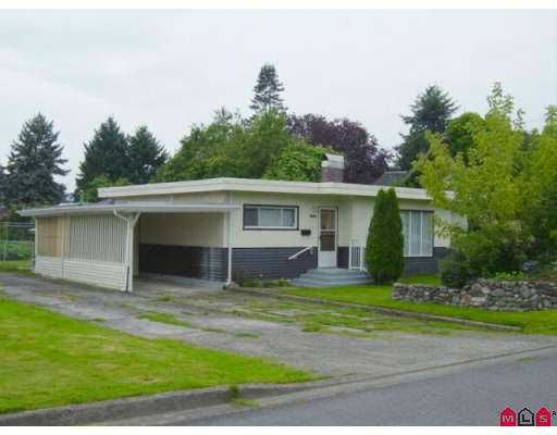 Main Photo: 46256 PRINCESS AV in Chilliwack: Chilliwack E Young-Yale House for sale : MLS®# H2502563