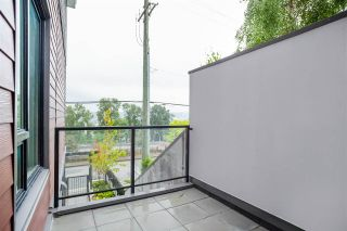 """Photo 28: 101 217 CLARKSON Street in New Westminster: Downtown NW Townhouse for sale in """"Irving Living"""" : MLS®# R2545600"""